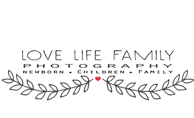 Love Life Family Photography logo
